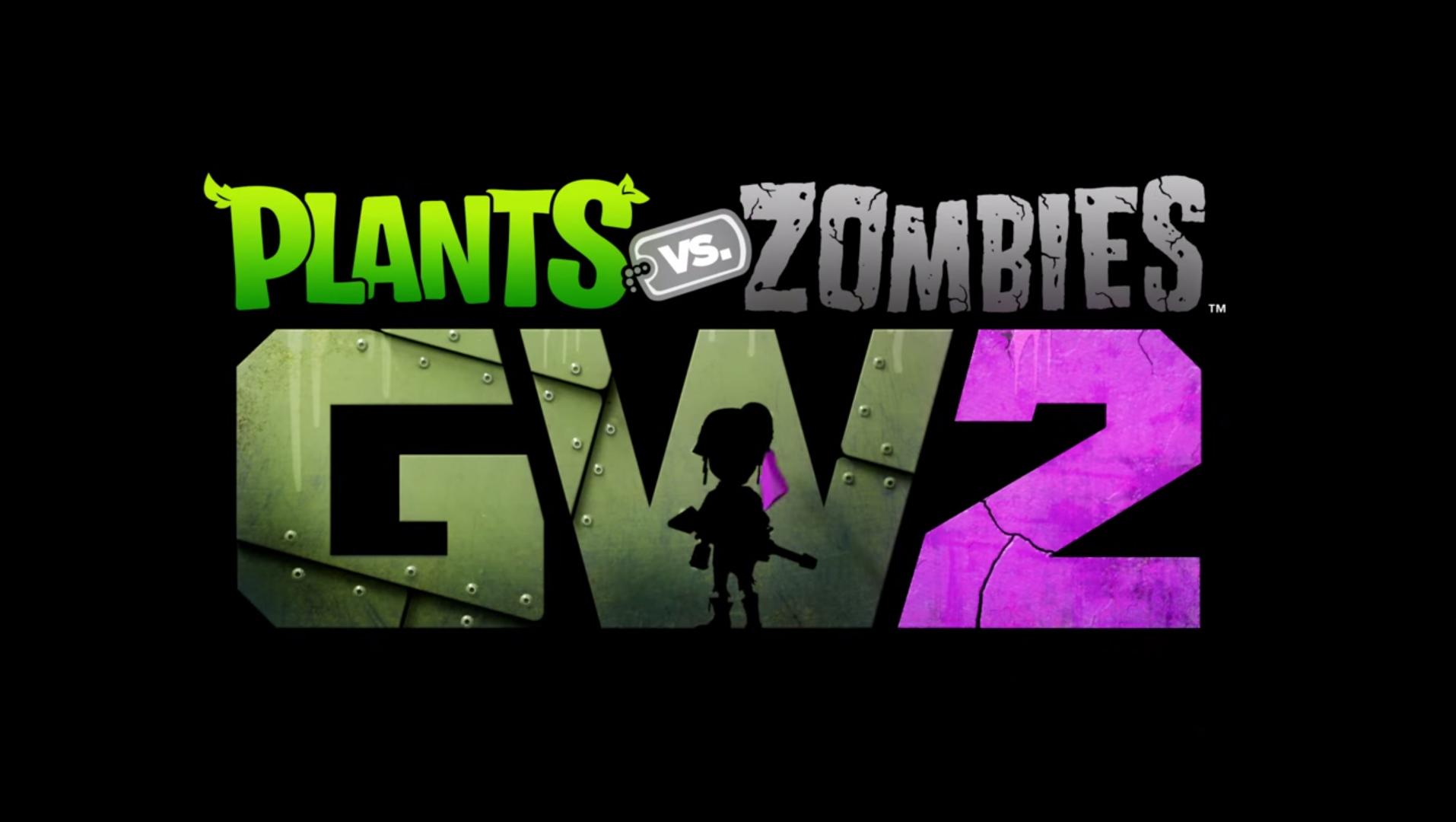 Anunciado Plants Vs Zombies Garden Warfare 2 Noticias