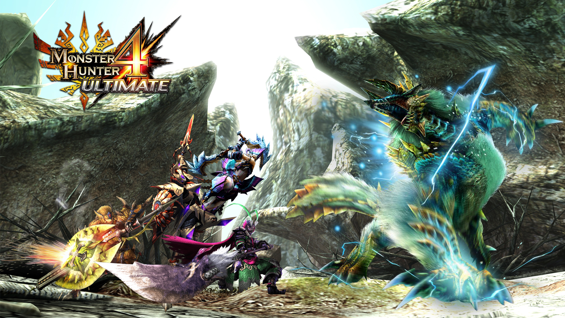 Monster hunter 4 ultimate porn erotic gallery