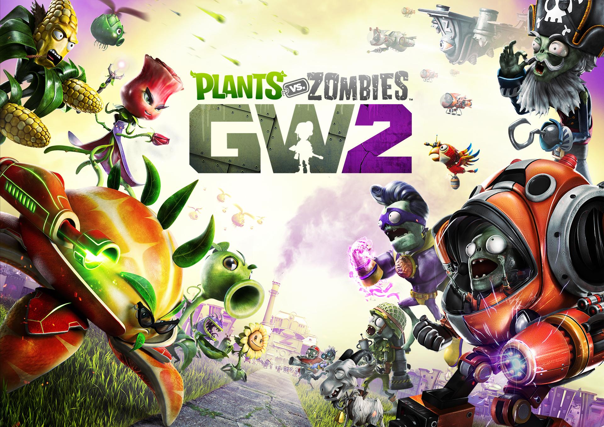 Dos Nuevos V Deos De Plants Vs Zombies Garden Warfare 2