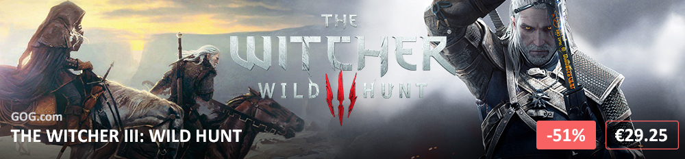 The Witcher 3 Wild Hunt 1000x232