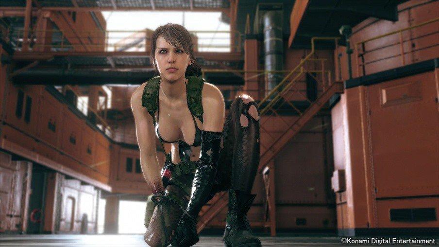 Metal Gear Solid V the Phantom Pain HD Wallpapers (85