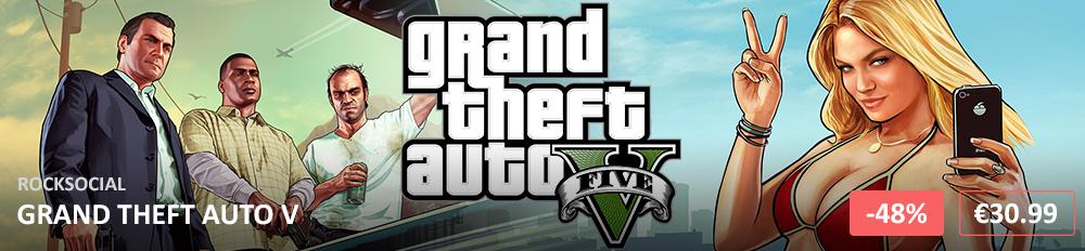 Grand Theft Auto V -48 1000x232