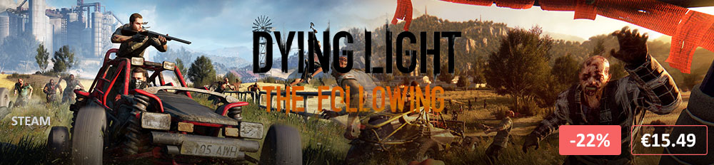 Dying Light The Following 1000X232
