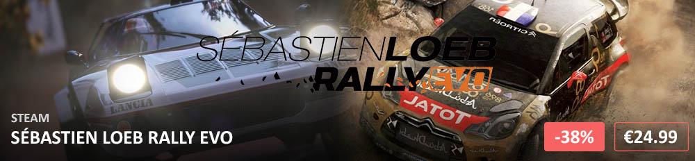 Sebastien Loeb Rally EVO 1000x232