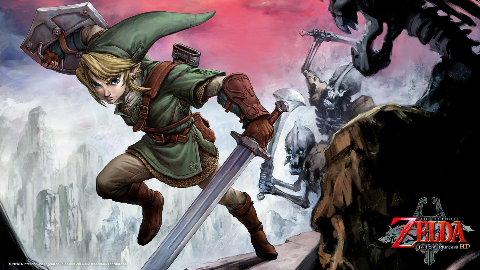 Abierta La Web Oficial De The Legend Of Zelda Twilight