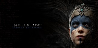 Hellblade: Senua's Sacrifice Key Art