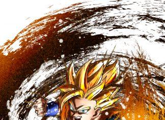 Dragon Ball FighterZ Key Art Cover