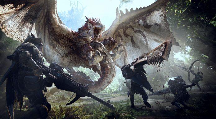 Monster Hunter: World Key Art