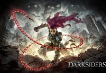 Darksiders III Key Art
