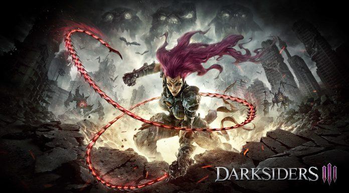 Darksiders III Key Art