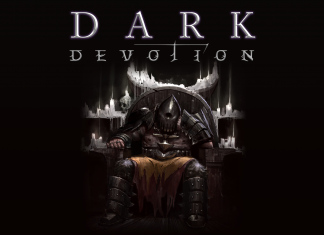 Dark Devotion Key Art