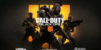 Call of Duty: Black Ops IIII Key Art