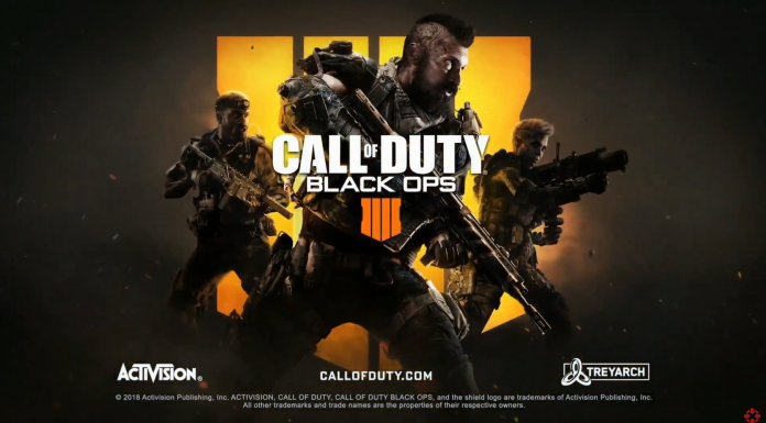 Call of Duty: Black Ops IIII Key Art