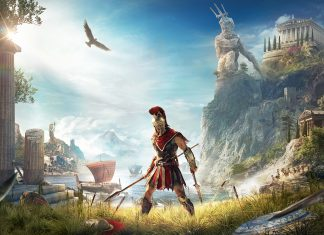 Assassin's Creed Odyssey Key Art