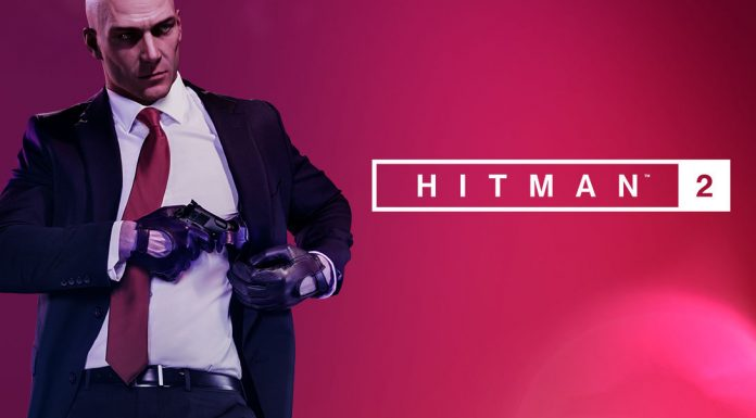 Hitman 2 key art
