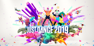 Just Dance 2019 Key Art