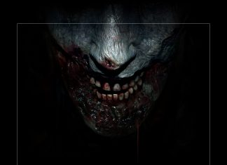 Resident Evil 2 Key Art