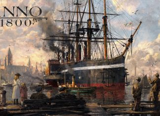Anno 1800 Key Art