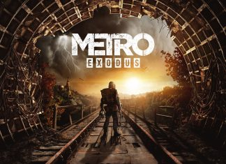 Metro Exodus Key Art