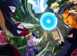 Naruto to Boruto: Shinobi Striker Key Art