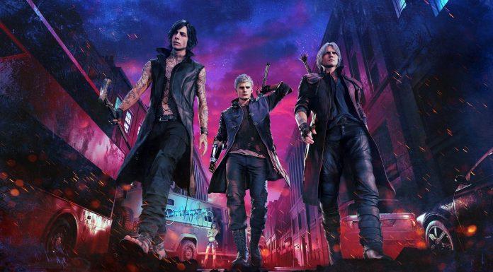 Devil May Cry 5 Dante Nero V