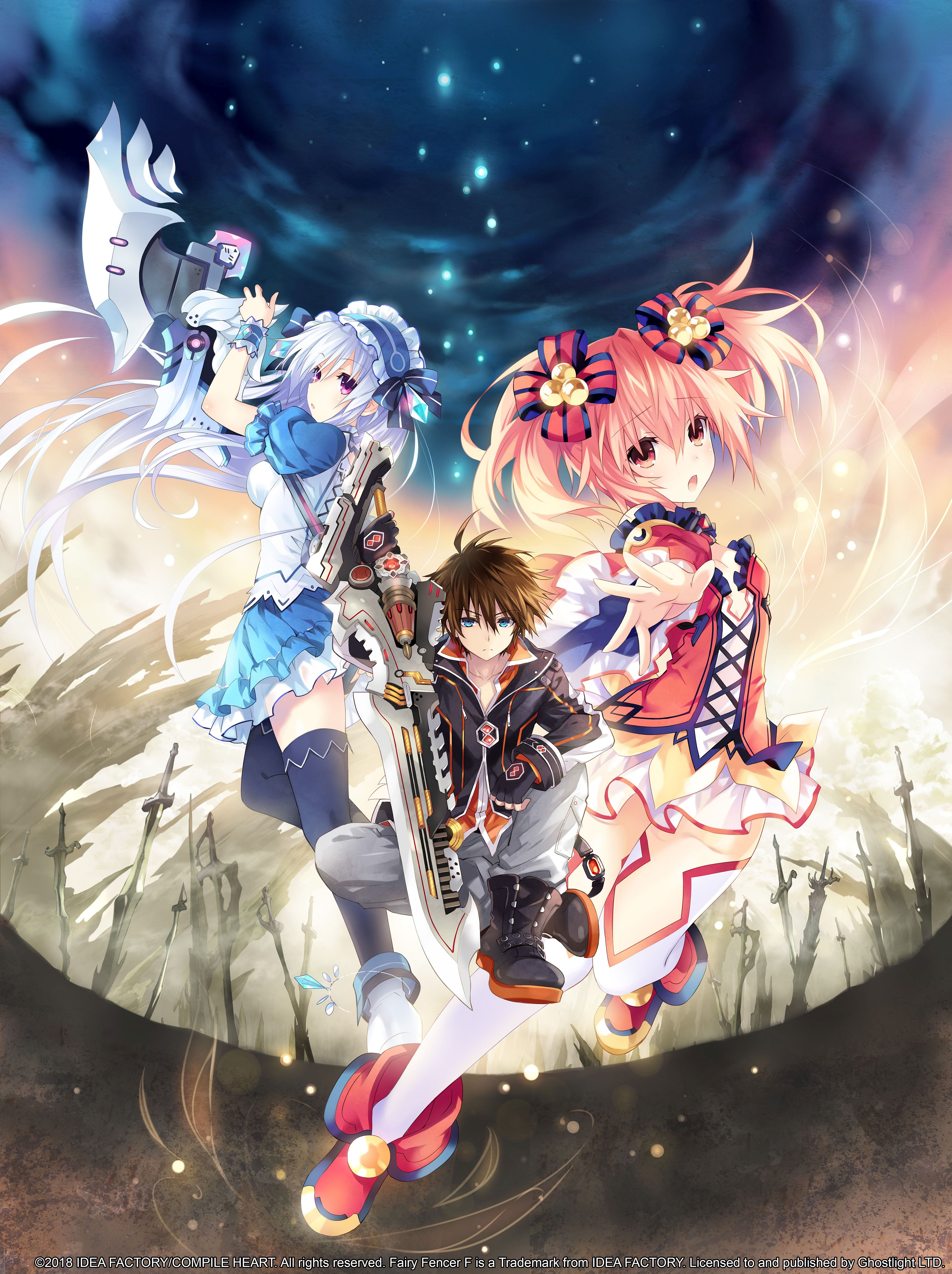 FAIRY FENCER F ADVENT DARK FORCE PS4 - Game Cool! | Tienda