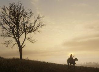 Red Dead Redemption 2 Dusk