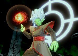 Zamasu Fusionado Dragon Ball Xenoverse 2 My Raid Mode