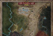 Fallout 76 Mapa