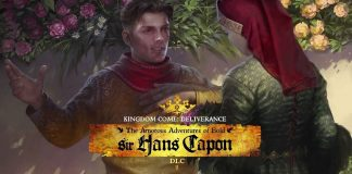 Kingdom Come: Deliverance The Amorous Adventures of the Bold Sir Hans Capon