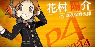 Persona Q2 New Cinema LabyrinthYosuke Hanamura