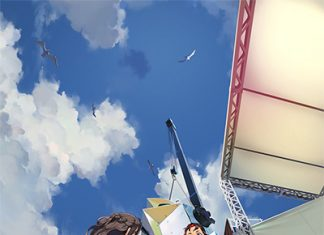 Robotics;Notes Dash Key Art
