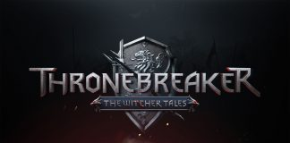 Thronebreaker: The Witcher Tales logo
