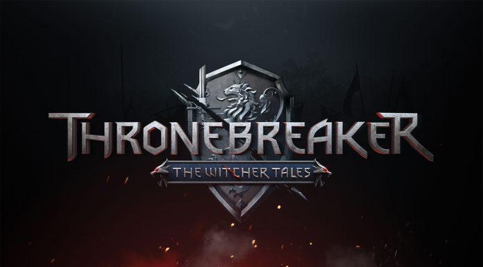 Thronebreaker: The Witcher Tales logo