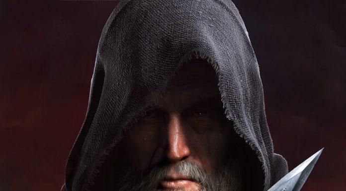 Assassin's Creed Odyssey A la Caza Key Art