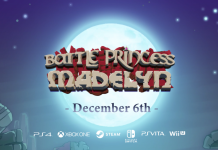 Battle Princess Madelyn date launch