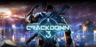 Crackdown 3 Key Art