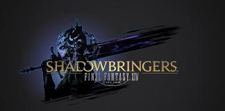 Final Fantasy XIV Shadowbringers Logo