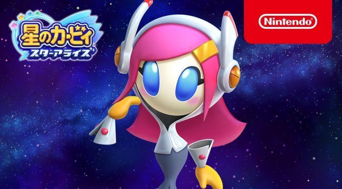 Kirby Star Allies Susie