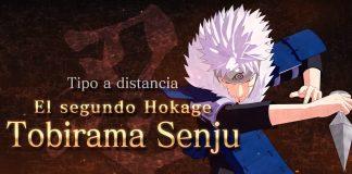 Tobirama Senju Naruto to Boruto Shinobi Striker
