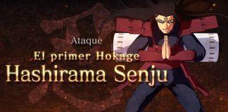 Hashirama Senju Naruto to Boruto Shinobi Striker