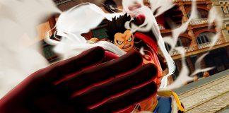 One Piece: World Seeker Gear Fourth