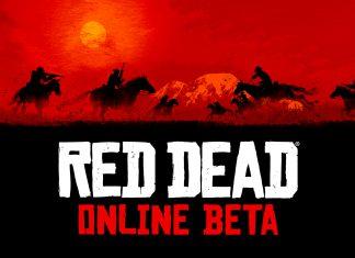 Red Dead Online Beta Key Art