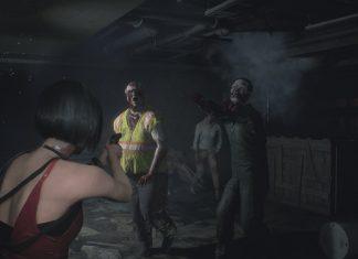 Resident Evil 2 Sherry jugable