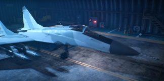 Ace Combat 7 MiG-29A