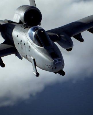 Ace Combat 7 A-10C