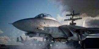 Ace Combat 7 F-14D