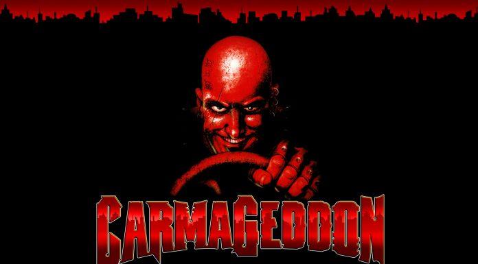 Carmageddon Key Art