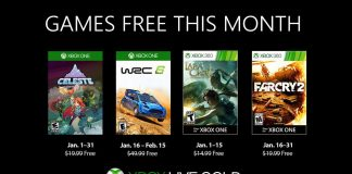 Games with Gold enero 2019