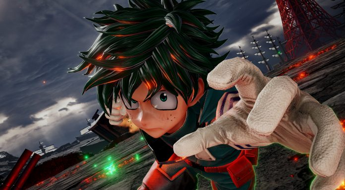 Jump Force Deku